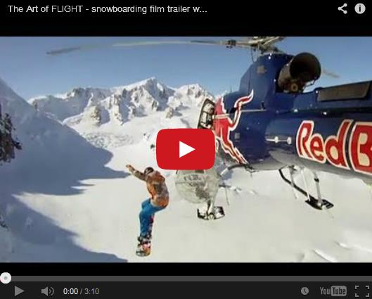Red Bull Marketing - Red Bull Feature Film - The Art of Flight Trailer